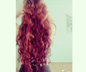 hair, longhair, and hairstyle image