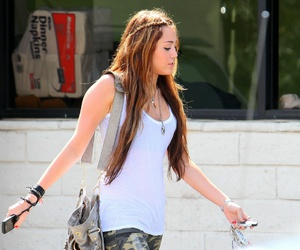miley cyrus, pretty, and miley image