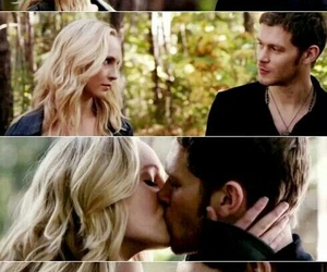 kiss, the vampire diares, and tvd image