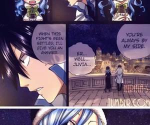 gray, manga, and fairy tail image