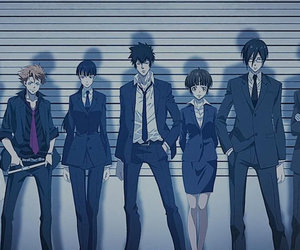 anime, psycho pass, and psycho-pass image
