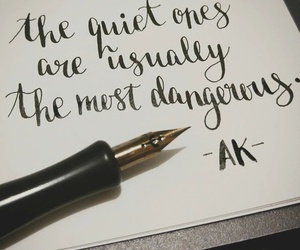 ak, author, and caligraphy image