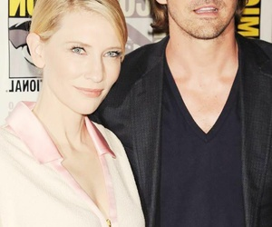 cate blanchett, comic con, and lee pace image