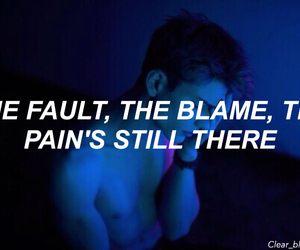 Lyrics, scream poem, and sgfg image