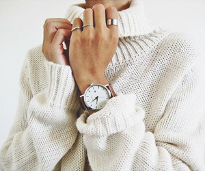 sweater and white image