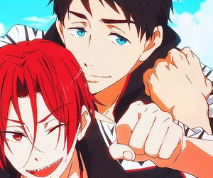 sourin, anime, and rin image
