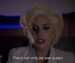american horror story, ahs, and Lady gaga image