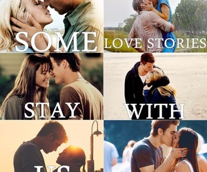 forever, love, and stories image