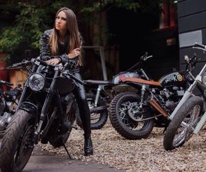 bike, car, and fashion image