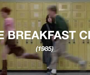 80s, The Breakfast Club, and 1985 image