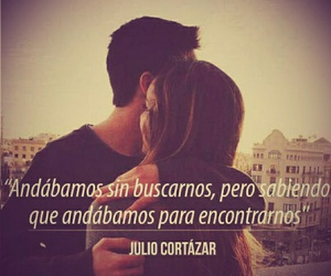 love, julio cortazar, and frases image