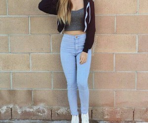 fashion, hipster, and girls image