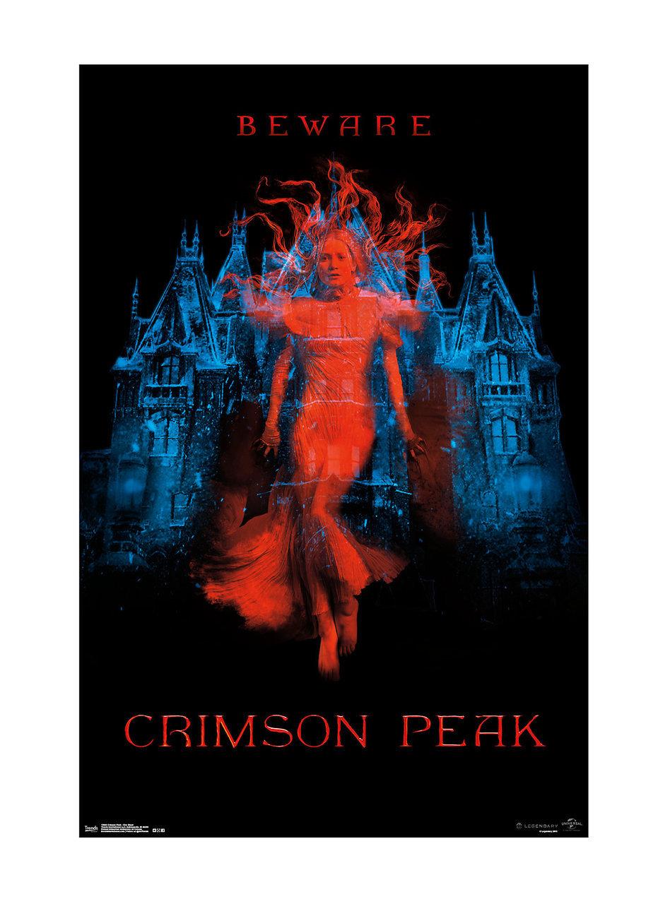 poster and crimson peak image