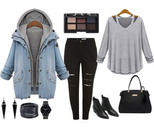 autumn, fall, and Polyvore image