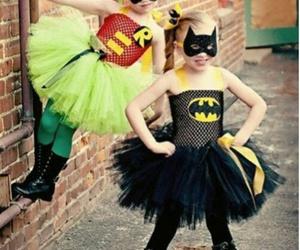 robin, batman, and costume image