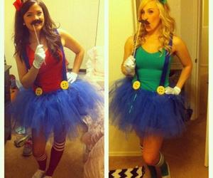 costume and Halloween image