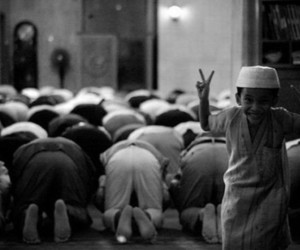 peace, boy, and islam image