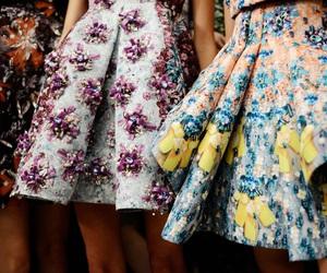 fashion, dress, and vogue image