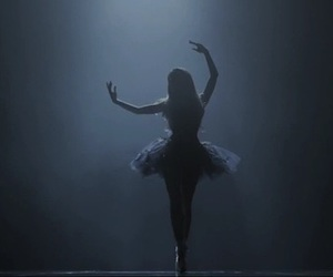 ariana grande, ballet, and dance image