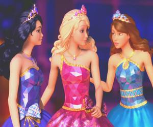 barbie, blair, and girls image