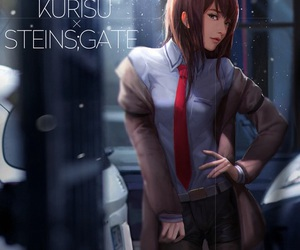 steins gate, anime, and steins;gate image