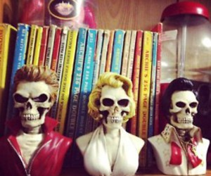 rockabilly and toys. image