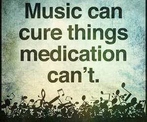 music and cure image