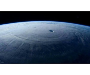 cyclone, space, and nature image