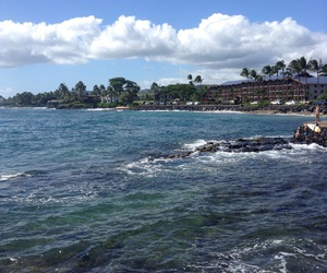 beach, Island, and beauty image