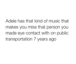 Adele, funny, and music image