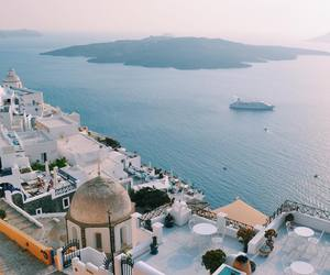 travel, Greece, and summer image