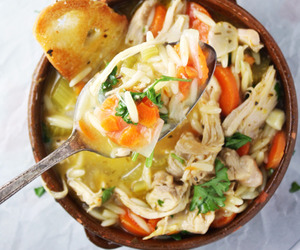 Chicken, stew, and tuscan image