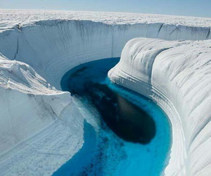 greenland, water, and winter image