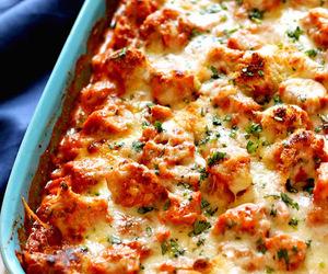 cheese, Chicken, and cottage cheese image