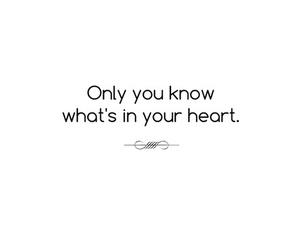 heart, quote, and words image