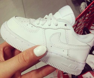 nike, baby, and shoes image