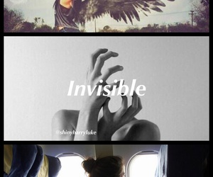 airplanes, fly away, and invisible image