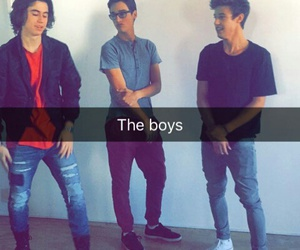 movie, the outfield, and cameron dallas image