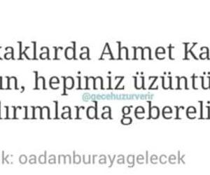 turkce, sözler, and ahmet kaya image