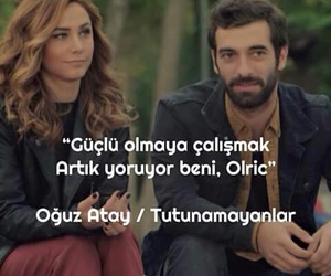 turkce, oguz atay, and tutunamayanlar image