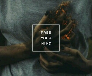 free, grunge, and mind image