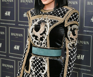 kylie jenner, Balmain, and jenner image
