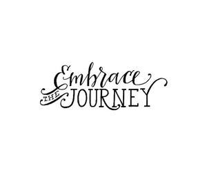 art, calligraphy, and journey image