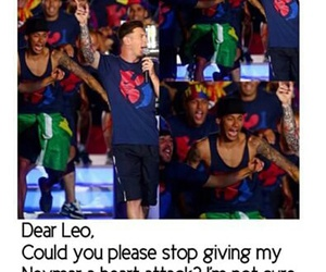 funny, neyssi, and leo messi image