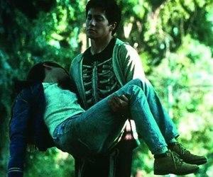 donnie darko, couple, and jake gyllenhaal image