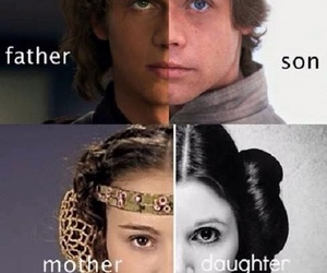 star wars and luke skywalker image
