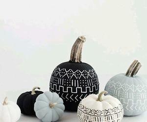 pumpkin, Halloween, and white image