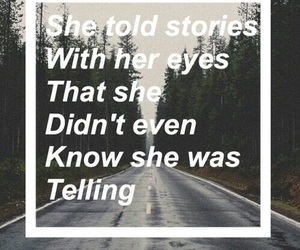 quotes, stories, and eyes image