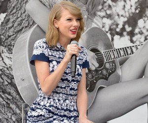 Taylor Swift, keds, and dress image