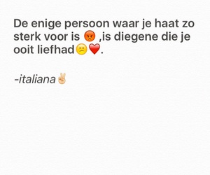 dutch, hate, and liefde image